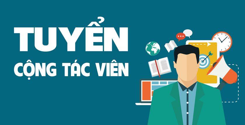 Tuyển CTV, Đại Lí Bán Like, Làm Dịch Vụ Facebook