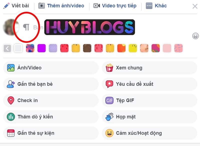 cách viết chữ in đậm Facebook trong status có sẵn