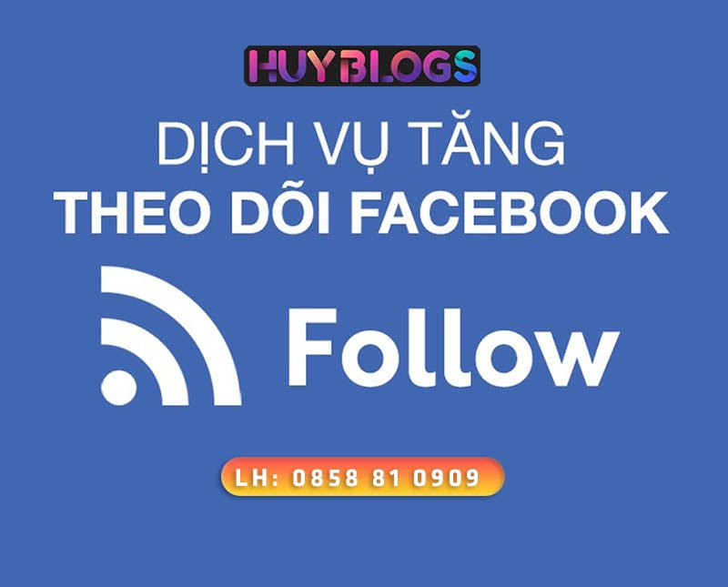 #1 Dịch vụ Hack Follow Facebook, Hack Sub Facebook, Auto Sub Fb
