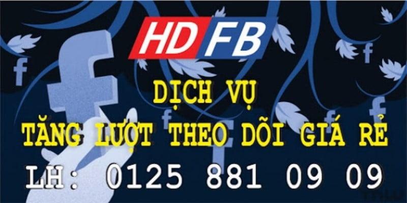 #1 Dịch vụ Hack Follow Facebook, Hack Sub Facebook, Auto Sub Fb