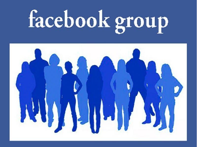 Tham gia nhóm bán hàng để chia sẻ nội dung là cách tăng lượt theo dõi trên Facebook được nhiều người lựa chọn