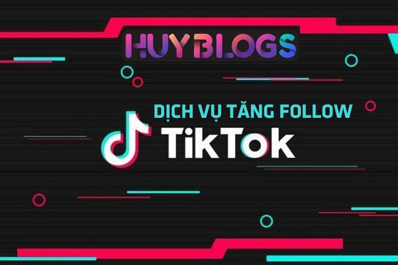 Dịch vụ tăng follow Tik tok Việt Nam