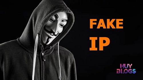Cách vào Facebook bị chặn bằng cách Fake IP