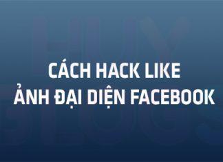 Hack like ảnh đại diện Facebook