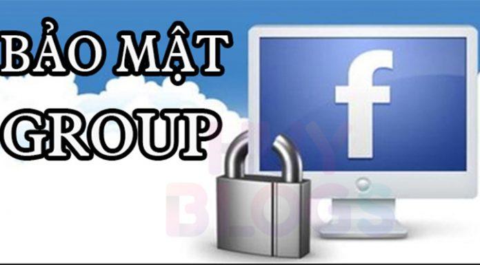 Hướng dẫn bảo mật chống hack group Facebook an toàn hiệu quả