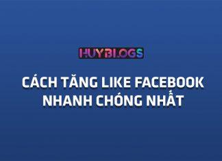 Tổng hợp những cách tăng like facebook nhanh nhất mà đạt hiệu quả cao