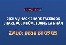 hack share Facebook
