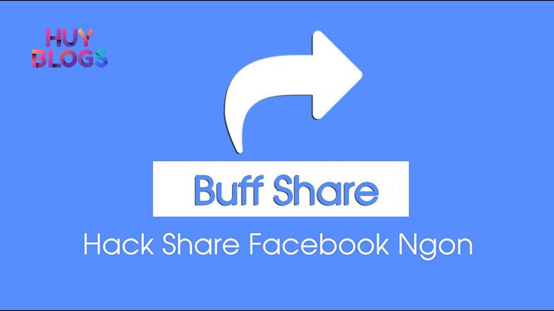 Auto Share, Buff Share, Hack Share Facebook Tốc Độ Cao