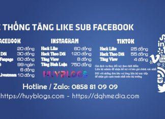 Tool hack like Facebook, phần mềm hack like hàng đầu Việt Nam