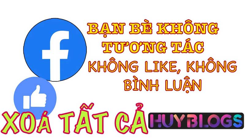 Xóa Tất Cả Bạn Bè Trên Facebook